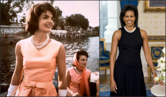 jackie-o-michelle-obama