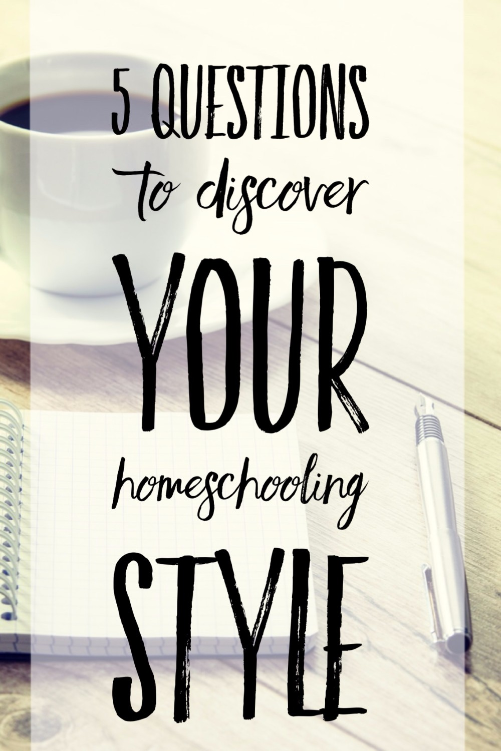 This is great. There are so many homeschool styles and homeschool approaches this helped me find ours... unschooling