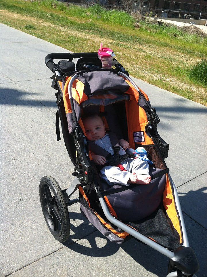 The Best jogging stroller BOB