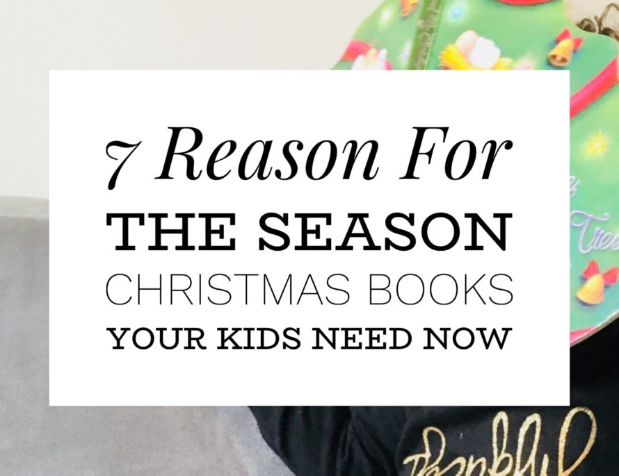 7 Great Christian Christmas Books for kids
