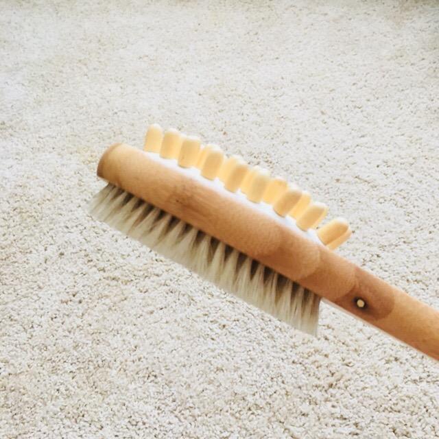 Dry Brushing, How to dry brush
