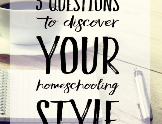 There's so many homeschooling styles, this really helped me narrow down